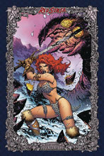 Image: Red Sonja: Age of Chaos #1 (incentive 1:75 cover - Lee Icon) - Dynamite