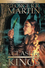 Image: George R.R. Martin's A Clash of Kings #1 (cover A - Miller) (Web Super Special) - Dynamite
