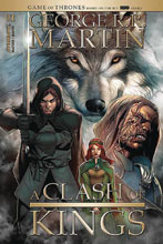 Image: George R.R. Martin's A Clash of Kings #1 (cover C - Segovia) - Dynamite