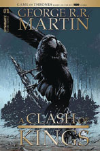 Image: George R.R. Martin's A Clash of Kings #1 (cover D - Guice) - Dynamite