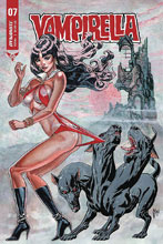 Image: Vampirella #7 (cover B - March) - Dynamite