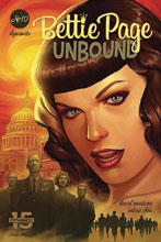 Image: Bettie Page: Unbound #10 (cover D - Ohta) - Dynamite