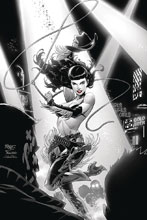 Image: Bettie Page: Unbound Vol. 03 #10 (incentive 1:40 cover - Royle virgin) - Dynamite