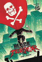 Image: Black Terror #4 (cover C - Level) - Dynamite