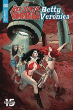 Image: Red Sonja & Vampirella Meet Betty & Veronica #8 (cover A - Dalton) - Dynamite