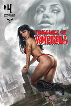 Image: Vengeance of Vampirella #4 (cover A - Parillo) - Dynamite