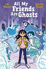 Image: All My Friends Are Ghosts Original GN  - Boom! Studios