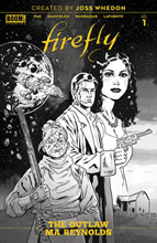 Image: Firefly: The Outlaw Ma Reynolds #1 (incentive 1:25 cover - Walsh)  [2020] - Boom! Studios