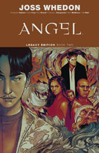 Image: Angel Legacy Edition Vol. 02 GN  - Boom! Studios