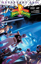 Image: Mighty Morphin Power Rangers #47 (cover A - Campbell) - Boom! Studios