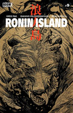 Image: Ronin Island #9 (cover B - Preorder Young) - Boom! Studios