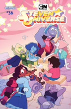Image: Steven Universe #36 (cover B - Preorder Ng) - Boom! Studios
