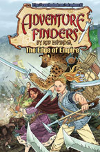 Image: Adventure Finders: Edge of Empire SC  - Action Lab Entertainment