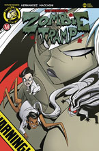Image: Zombie Tramp #68 (cover B - MacCagni risque) - Action Lab - Danger Zone