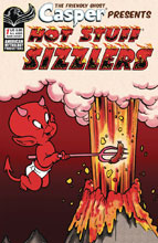 Image: Capser Spotlight: Hotstuff Sizzlers #1 (cover A - ) - American Mythology Productions
