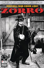 Image: AM Archives: Zorro 1958 Dell Four Color #882 (variant cover  - American Mythology Productions