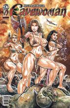 Image: Cavewoman: Spellbinder #1 (cover A - Massey) - Amryl Entertainment