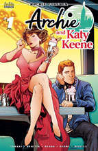 Image: Archie & Katy Keene #1 (cover C - Lupacchino) - Archie Comic Publications