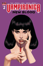 Image: Vampironica: New Blood #2 (cover C - Smallwood) - Archie Comic Publications