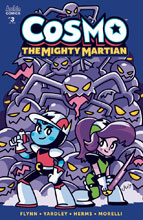 Image: Cosmo Mighty Martian #3 (cover C - Ugarte) - Archie Comic Publications