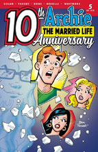 Image: Archie: Married Life 10 Years Later #5 (cover A - Parent) - Archie Comic Publications
