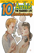 Image: Archie: Married Life 10 Years Later #5 (cover B - Mack) - Archie Comic Publications