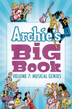 Image: Archie's Big Book Vol. 07: Musical Genius SC  - Archie Comic Publications