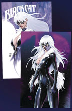 Image: Black Cat #2 (cover A & B Set - Turner) - Aspen MLT Inc