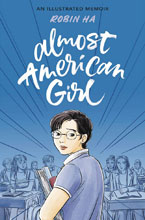 Image: Almost American Girl GN  - Balzer + Bray