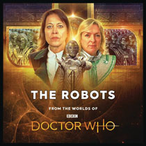 Image: Doctor Who Audio CD Set: Robots from World of Doctor Who  - Big Finish