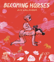 Image: Becoming Horses GN  - Drawn & Quarterly