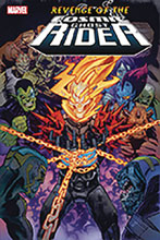Image: Revenge of the Cosmic Ghost Rider #1 (DFE signed - Cates) - Dynamic Forces