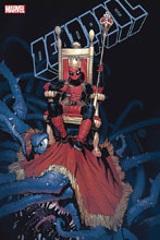 Image: Deadpool #1 (DFE signed - Bachalo) - Dynamic Forces