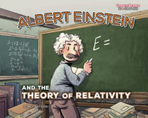 Image: Albert Einstein & Theory of Relativity GN  (Young Adult) - Graphic Universe