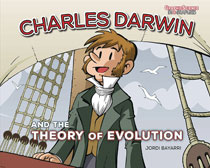Image: Charles Darwin & Theory of Evolution GN  (Young Adult) - Graphic Universe