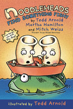 Image: Noodleheads Find Something Fishy GN SC  (Young Adult) - Holiday House