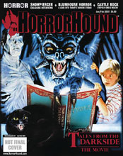 Image: Horrorhound #81 - Horrorhound Ltd