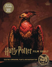 Image: Harry Potter Film Vault Vol. 05: Creature Companions HC  - Insight Editions