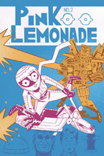 Image: Pink Lemonade #2 (cover A - Nick Cagnetti) - It's Alive