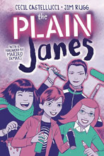 Image: Plain Janes GN  - Little Brown Book For Young Re