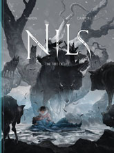 Image: Nils Tree of Life HC  - Magnetic Press Inc.
