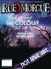 Image: Rue Morgue Magazine #192 - Marrs Media Inc