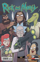Image: Rick & Morty #58 (cover A - Ellerby) - Oni Press Inc.