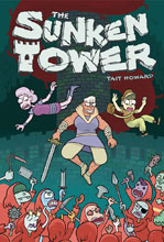 Image: The Sunken Tower GN HC  - Oni Press Inc.