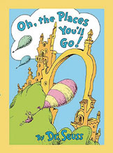 Image: Oh the Places You'll Go HC  (Lenticular edition) - Random House Books Young Reade
