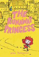 Image: Runaway Princess GN SC  - Random House Graphic
