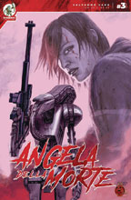 Image: Angela Della Morte #3 - Red 5 Comics - Stonebot