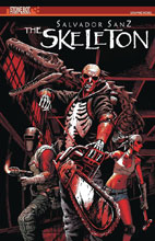 Image: Skeleton Vol. 01 SC  - Red 5 Comics - Stonebot
