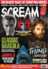 Image: Scream Magazine #59 - Scream Horror Magazine
