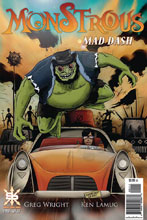 Image: Monstrous: Mad Dash  - Source Point Press